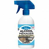Phébus alcool ménager en pulvérisateur parfum vanille - 500 ml
