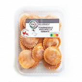 Pâtes fraiche tournesols tomate mozzarella 250g
