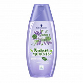 Shampooing nature moments lav&herb 250ml