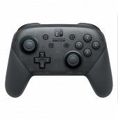 Manette Switch Pro noire