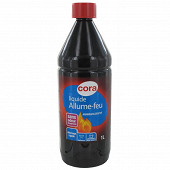 Cora liquide allume-feu liquide sans odeur 1L