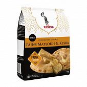 Préparation pains Matlouh & Kesra Le Renard 1 kg