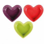 Moule mini coeur ceremique