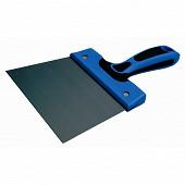 Franpin couteau à enduire acier manche bi matière 18cm