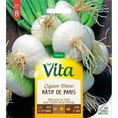 Vita Vilmorin oignon blanc hatif paris