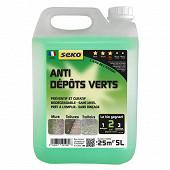 Seko anti-dépots verts 5L. Prêt à l'emploi
