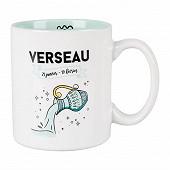 Mug gres 32cl horoscope verseau