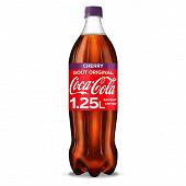 Coca cola cherry pet 1.25l