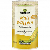 Alnatura galettes de maïs nature 110g