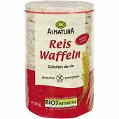 Alnatura galettes de riz nature 100g