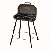 Verciel barbecue charbon picnic 42x42x69.5 cm grille  34.5x34.5 cm