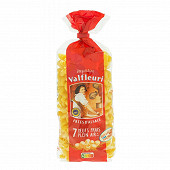 Valfleuri pâtes d'alsace serpentini sachet 250g