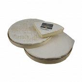 Brie de meaux aop jeune lait cru