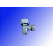 Techniloisir robinet chasse 1/4 tour silencieux réf 004630