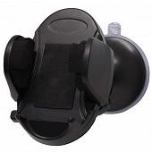 Bigben Support voiture universel noir avec ventouse pour smartphone UCR10BB