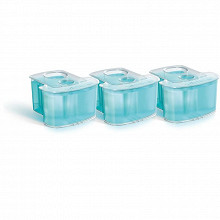 Philips Pack de 3 cartouches pour rasoirs smartclean JC303/50
