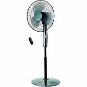 Domotech Ventilateur sur pied de luxe 40 cm CO266C
