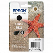Epson Encre 603 n alarme t03u1 noir