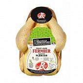 La nouvelle Agriculture poulet fermier jaune Label Rouge prêt à cuire