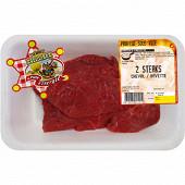Cheval bavette steak x2