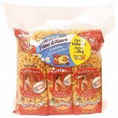 Valfleuri pâtes d'Alsace Combisac découverte sac 2kg