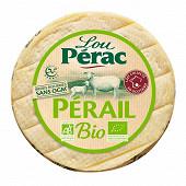Lou perac perail 150g bio lait de brebis pasteurisé
