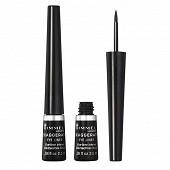Rimmel NU eyeliner exaggerate 001 black 2.5ml