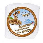 Tomme moleson aux noix 130g 21%mg/pt