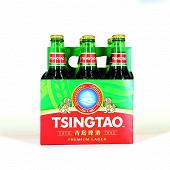 Tsingtao bière 6 x 33 cl 4,70% Vol.