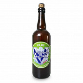 Bière Valmy ipa bio Vol. 6.5% 75cl