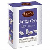 Cémoi dragées amandes blanches 850g