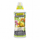 Algoflash naturasol engrais liquide agrumes, plantes méditeranéennes 500 ml