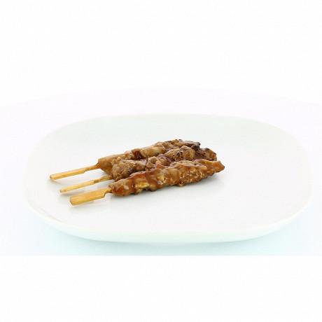 Brochette de poulet 25g