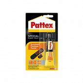 Pattex spécial plastique dur tube 30 grammes