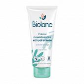 Biolane crème nourrissante et hydratante visage 100ml