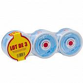 Pompon rouge thon albacore entier naturel 1/4 390g lot de 3