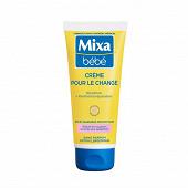 Mixa Bébé Crème pour le change tube 100ml