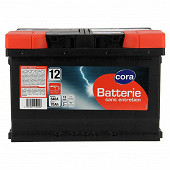 Cora batterie n°12 - 70Ah/640A-L3