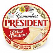 Président camembert extra fondant 250g