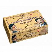 Eugène Blond coffret carton de ch'ti gaufrettes amusantes vanille 415g