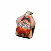 Bruno Siebert poulet fermier d'Alsace label rouge