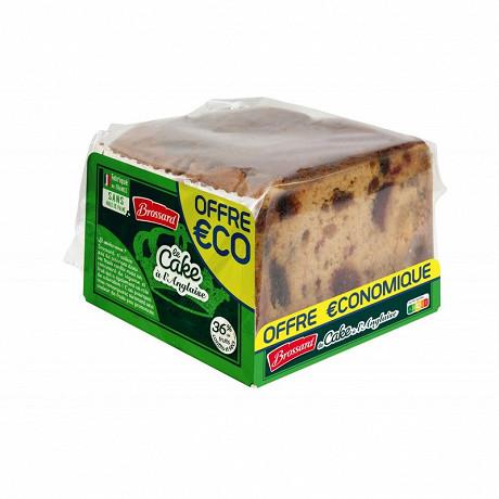 Brossard le cake à l'anglaise offre éco 400g