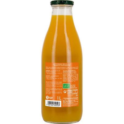 Jardin Bio Jardin bio jus d'orange bio 1l