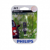 Philips lampe H1 ll ecovision 12V 55W