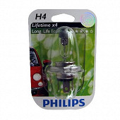 Philips lampe H4 ll ecovision 12V 60/55W