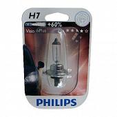 Philips lampe H7 Vp +60% 12V 55W