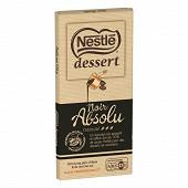 Nestlé Dessert tablette de chocolat noir absolu 170g