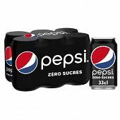 Pepsi max 6x33cl