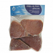 Steak de thon Albacore 4 x 125g