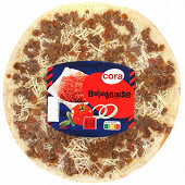 Cora Pizza bolognaise 450g
